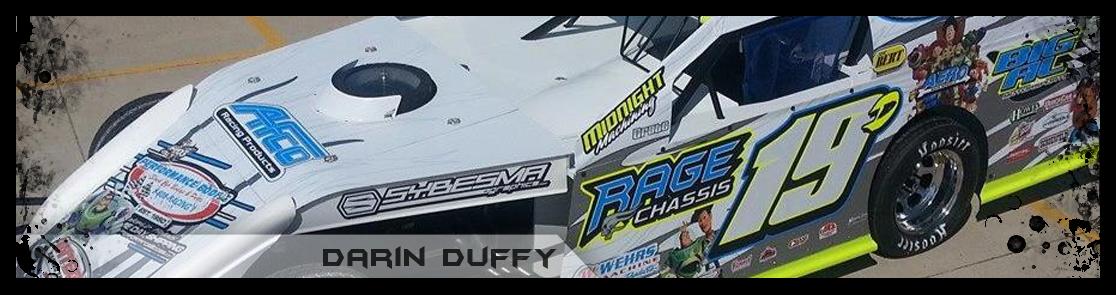 Rage Chassis Dirt Racecars Clay Sallard